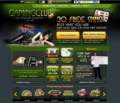 Preview This Casino Website