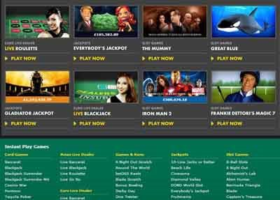 A Preview of the Bet365 Website