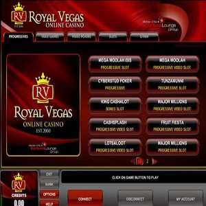 royal vegas online casino book of rah online