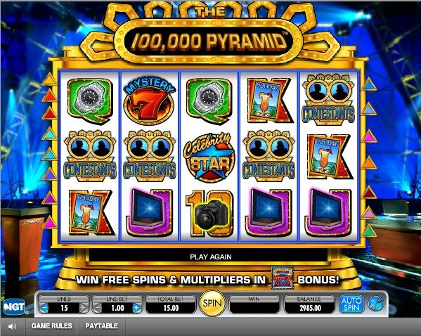 Pyramid pokies free best way to win at live roulette